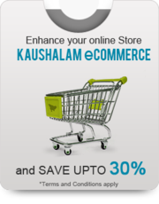 Offering Special Discount on Ecommerce Store Enhancement