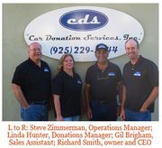 Looking for Car Donation Bay Area Services?