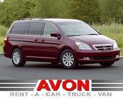 Honda Odyssey Minivan Rentals