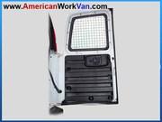 ★ American Work Van - Van Window Safety Screens - FORD,  GMC,  Chevy ★