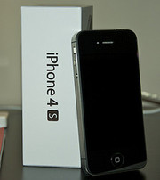AUTHENTIC IPHONE 4S 32GB UNLOCKED MOBILE PHONE