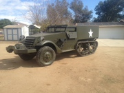 1942 White M2 Halftrack