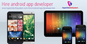 Hire Android App Developer,  Excellent Services at $15/hour - Hyperlink