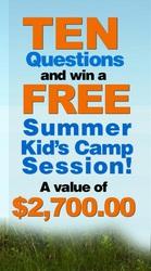 Free Summer Camp California