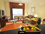 Luxurious Hotel Apartments in Dubai