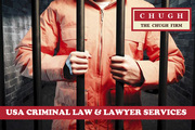 The Chugh Firm USA Criminal Law & Lawyers Services