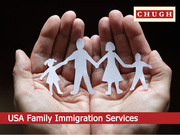 The Chugh Firm's USA Family Based Immigration Services
