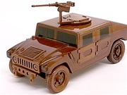 Get the best wooden model cars with Premium Wood Designs services.