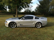 2008 Ford Mustang Saleen S281 Supercharged