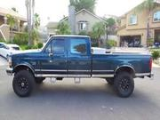 1997 ford Ford F-350 XLT Crew Cab Pickup 4-Door