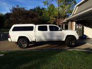 2014 Toyota Tacoma TRD Sport Longbed