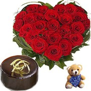 Send Valentine Gifts to India From USA