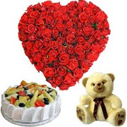 Send Valentine Day Gifts  to India without any Shipping Charge