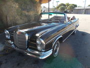 1966 Mercedes-Benz 300-Series 300SE