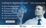 Looking for Residential Loan?