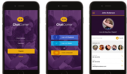 Chat Corner iOS Mobile App Template - $99