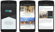 Home Hunt Android Mobile App Template - $99