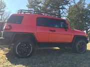 2012 Toyota FJ Cruiser TrailTeams Special Edtion Package