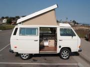 1982 Volkswagen Bus Volkswagen: Bus/Vanagon westfalia camper