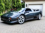 lamborghini diablo Lamborghini: Diablo VT Roadster