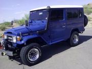 toyota land cruiser Toyota: Land Cruiser SUV Convertible