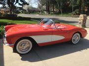1956 CHEVROLET Chevrolet: Corvette 2-DOOR CONVERTIBLE