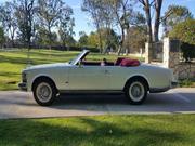 CADILLAC SEVILLE Cadillac: Seville Convertible