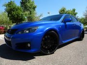 2009 Lexus IS IS F ISF RS4 M3 S4