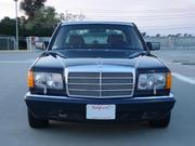 1989 Mercedes-benz Mercedes-Benz: 500-Series Base Sedan 4-Door