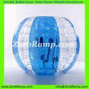 Zorb Ball Human Hamster Ball Bubble Soccer Water Walker | ZorbRamp.com