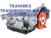 TRANSMISSION REBUILT (805)988-6100 SALE