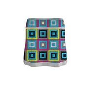 Ladies Tennis Skirt With 45 SPF Technology - Cool Women's Tennis Skirt