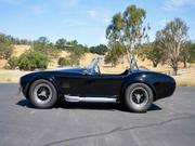 SHELBY COBRA Shelby: Superformance Cobra Mk III Black leather