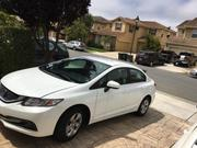 2014 Honda Civic Honda: Civic LX
