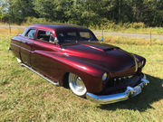1950 Mercury Led Sled