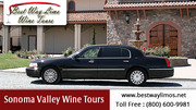 Sonoma Wine Limo Tours
