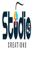 Creative Logo Design in USA - Studio45creations