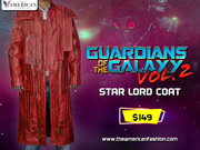 Buy Star Lord galaxy 2 Coat in reasonable price