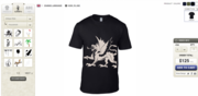 T-shirt Designer Software– Developer version - 199USD