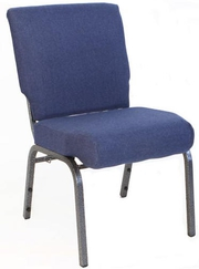 Get Blue Chapel Chair at Folding Chairs Tables Discount