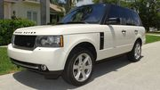 2010 Land Rover Range Rover AUTOBIOGRAPHY
