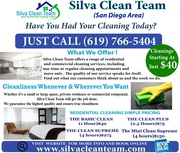 Home Cleaning's Starting at Just $40