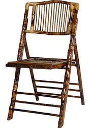 Folding Wood Bamboo Chairs by 1st Stackable Chairs