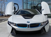 Almost New 2016 BMW i8 Base