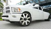 2012 Dodge Ram 3500 13252 miles