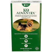 Shop k9 Advantix for Dogs with Free Shipping