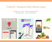 FuGenX-Mobile app Development Company in California