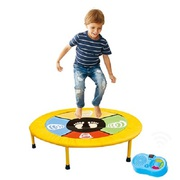 Electronic Mini Dancing Trampoline