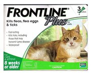 Frontline plus Cat   Buy Frontline Plus for Cat Flea and Tick treatmen