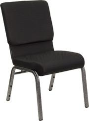 Black Church Chairs
